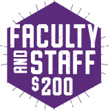 Dining Debit Card: $200 + $20 Bonus Bucks (Faculty & Staff)
