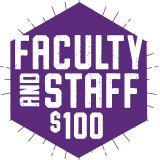 Dining Debit Card: $100 + $10 Bonus Bucks (Faculty & Staff)