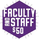 Dining Debit Card: $50 + $5 Bonus Bucks (Faculty & Staff)